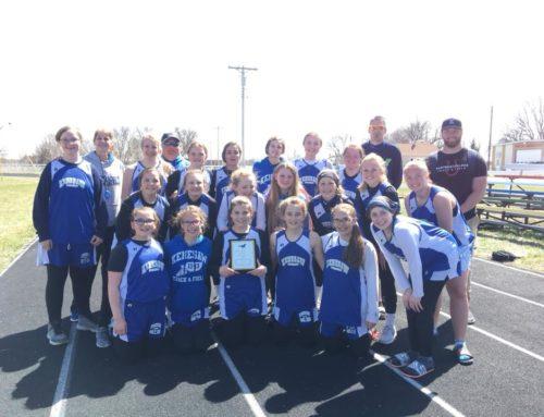 Junior High Track Champions
