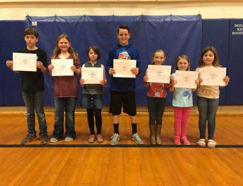 Lil Blue Devil Award Winners