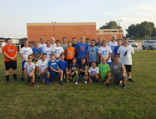 Bluedevil Youth Football Camp