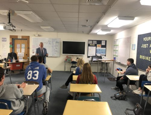 Students Learn about Health Insurance