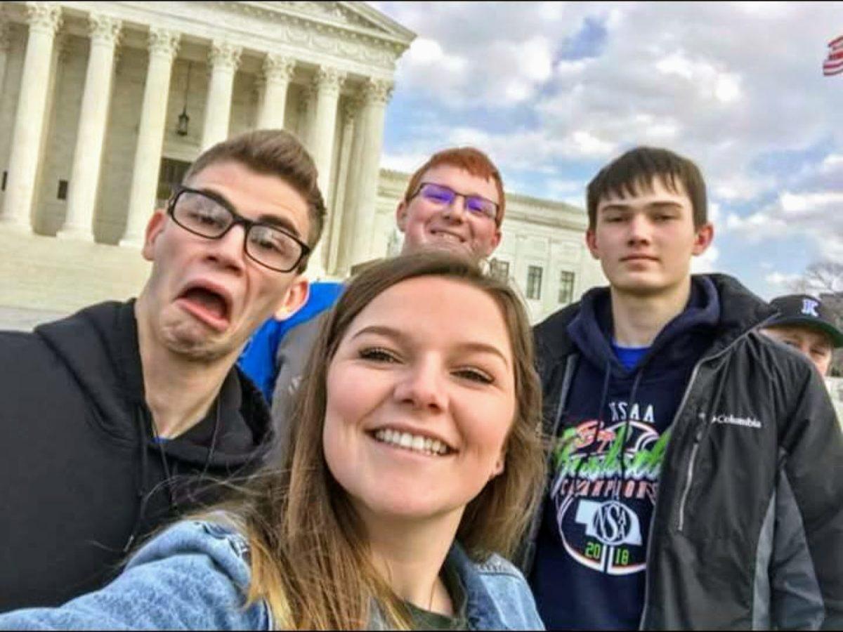 kenesaw public school students in washington DC