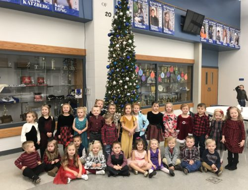 Preschool Christmas Program
