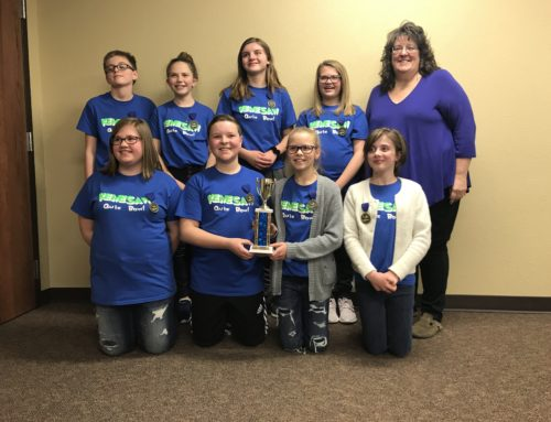 Elementary Quiz Bowl Takes 1st Place