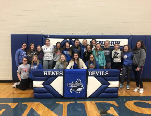 Stefanie Anderson Signs with Peru State