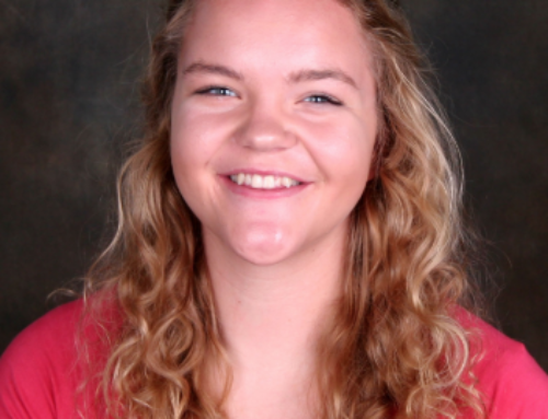 Student of the Month: September 2018