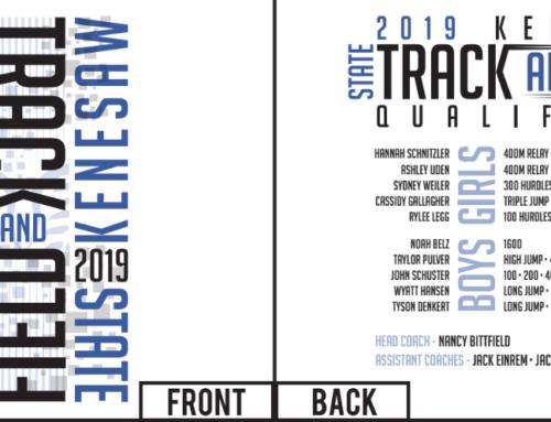 State Track Order Form