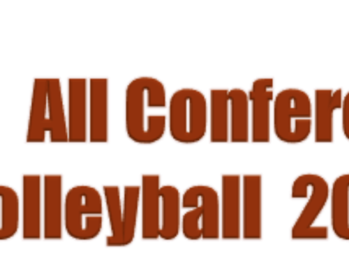 TVC All Conference Volleyball
