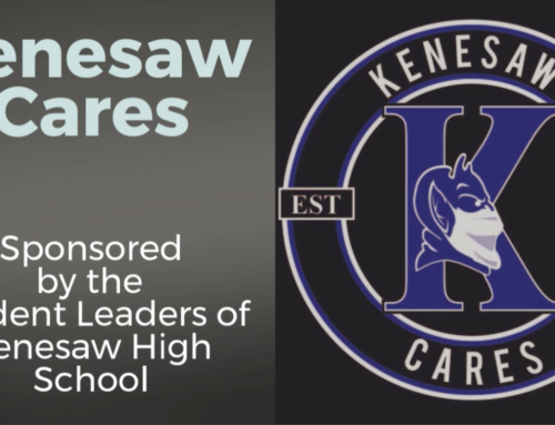Kenesaw Cares T-Shirt Order Form