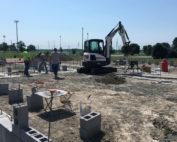 construction of new preschool