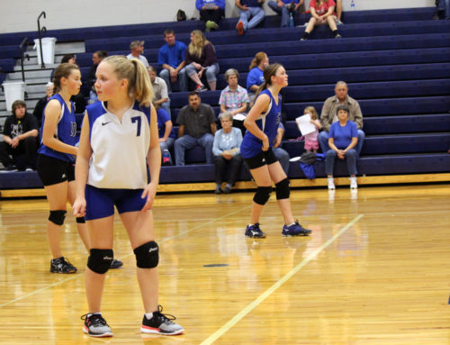 Junior Volleyball Camp July 30-31st